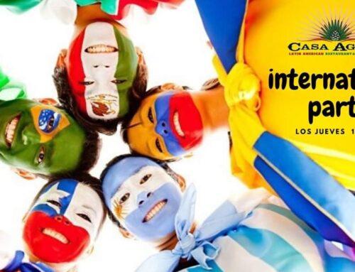 International party -Casa Agave-Thursdays